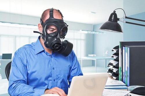 我国室内空气污染严重亟待引起重视